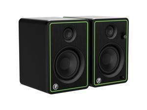 "Mackie CR4-X 4"" MM Studio Monitors (Pair)"