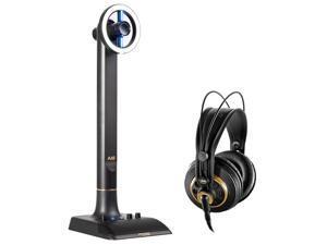 Marantz Professional AVS Audio-Video Streamer Broadcasting System Bundle with AKG K240 Pro Headphones