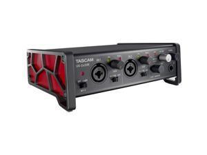 Tascam US-2x2HR Desktop 2x2 USB Type-C Audio/MIDI Interface