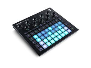 Novation Circuit Tracks - Standalone Groovebox with Synths, Drums and Sequencer