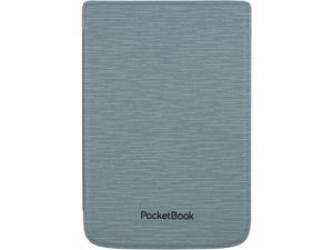 PocketBook Cover for Touch Lux4/Basic Lux2 Shell Blue; PU leather imitation; (WPUC-627-S-BG)