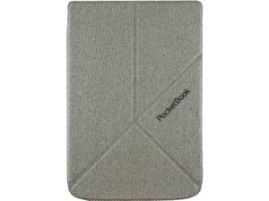 PocketBook Origami Cover for Basic 4, Basic Lux 2, Touch Lux 4 ,Touch Lux 5, Touch HD 3; light grey (HN-SLO-PU-U6XX-LG-WW)