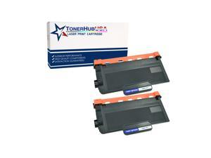 TONERHUBUSA Compatible Toner Cartridge Replacement for Brother TN850 (2-Pack)