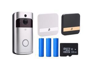 Doorbell Smart IP WIFI Video Intercom WI-FI Door Phone Bell Camera For Apartments IR Alarm Wireless Security Camera