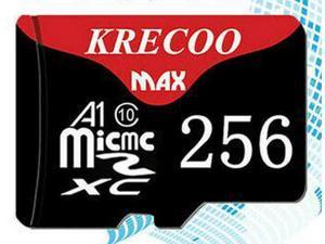 256/128/64GB Universal Micro SD SDXC TF Flash Memory Card Class 10 with Adapter