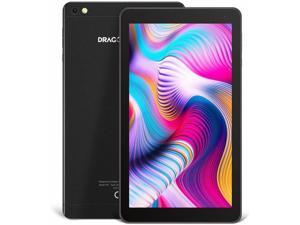 Dragon Touch M7 7 Inch Tablet Android 9.0 Pie 2GB RAM 16GB Storage Quad-Core Processor WiFi Bluetooth 1024 x 600 Touch IPS Screen Tablet (Black)