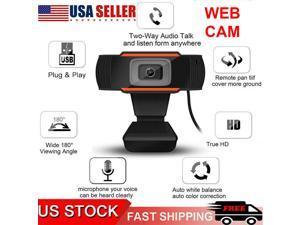 Web Camera Computer PC Laptop 12MP USB2.0 Webcam 720P HD Camera with Microphone for PC Laptop Web Cam Web Camera