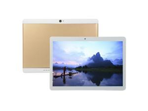 """New 10.1"""" Tablet PC 4+64G HD Android 8.0 4G WIFI/WLAN Dual SIM Cam GPS 2020-rose gold"""
