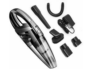 RUNDONG R-6053 Car Vacuum Cleaner 120W Wet And Dry Dual Use Portable Vacuum