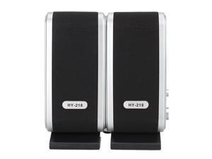 6W USB Power Laptop Computer Speaker with Ear Jack (Speaker)