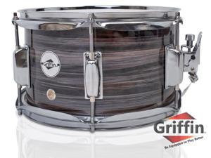 """Popcorn Snare Drum by GRIFFIN 