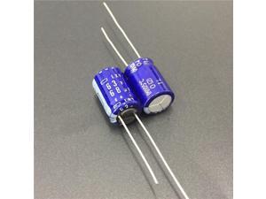 20pcs 220uF 50V Rubycon YXF 10x16mm 50V220uF Low Impedance Long Life Capacitor