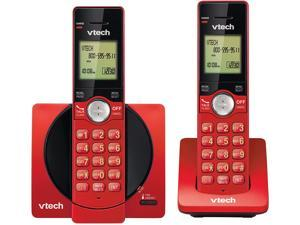 Vtech (CS6929-26) DECT 6.0 Dual Handset Cordless Phone with Answering Machine & Caller ID