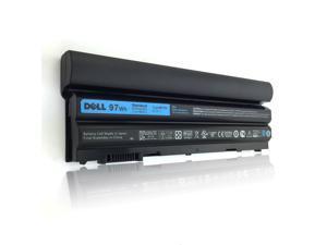OEM 97Wh Latitude E5420 E6420 Laptop Battery for Dell E5520 E5530 E6520 Compatible P/N: M5Y0X T54FJ 2P2MJ 312-1325 312-1165 PRV1Y-12 Months Warranty