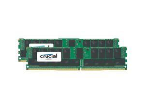 Crucial 64GB (2 x 32GB) 288-Pin DDR4 2666 (PC4 21300) RDIMM Desktop Memory Model CT2K32G4RFD4266