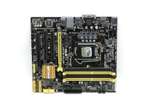 ASUS H87M-plus motherboard H87 Socket LGA 1150 MICROATX i7 i5 i3 DDR3 32G SATA3