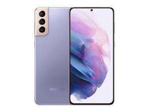 "Samsung Galaxy S21+ 5G US Unlocked Version SM-G996U 128GB 8GB RAM 6.7"" Unlocked (GSM only  No CDMA) - Phantom Violet"