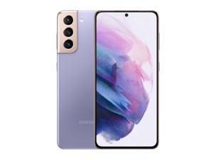 "Samsung Galaxy S21 5G US Unlocked Version SM-G991U 128GB 8GB RAM 6.2"" Unlocked (GSM only   No CDMA) - Phantom Violet"
