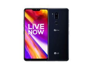 "LG G7 ThinQ Snapdragon Octa-core 4+64GB 6.1"" Single Sim (GSM Only) - Black"