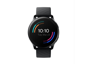"""OnePlus Smart Watch 1.39"""" AMOLED 46MM GPS Heart Rate Blood Oxygen Monitor Bluetooth 5.0 GPS Android Smartwatch - Black"""