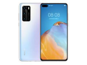 Huawei P40 5G 8 + 128GB  6.1'' 50 MP  Dual Sim  Unlocked Ice White (With HUAWEI Mobile Service, No Google Service)