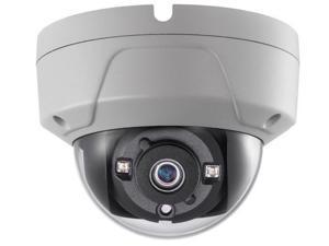 IVMS HD Analog 4-in-1 5MP Exterior IR Dome Camera 5MP Video Output, 4-in-1 Output (TVI/CVI/AHD/CVBS) OSD menu (UTC) 60 ft IR distance, IP67 weatherproof, DWDR