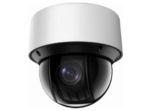 4MP Mini Network IR Tracking PTZ Dome Camera, 1/2.5'' Progressive Scan CMOS, 4MP Full HD resolution, 25X Optical zoom, 16X digital zoom Up to 150ft IR distance, Day/Night, D WDR , 3
