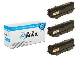 SuppliesMAX Compatible Replacement for Kyocera Mita FS-3040MFP/3140MFP/3540/3640/3920DN Toner Cartridge (3/PK-15000 Page Yield) (TK-352_3PK)