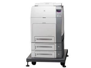 HP Color LaserJet 4700DTN Duplex-Network Color Laser Printer With Extra Paper Feeder/Toner Value Bundle Pack (Certified Refurb) (AIMQ7494A_TONERVB-REF)