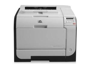 HPE LaserJet Pro 400 Color M451DN Duplex-Network Color Laser Printer (Certified Refurb) (HPECE957A-REF)