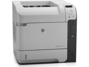 HP LaserJet Enterprise 600 M601DN Duplex-Network Laser Printer/Toner Value Bundle Pack (AIMCE990A_TONERVB)