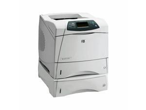 HP LaserJet 4350DTN Duplex-Network MonoChrome Laser Printer With Extra Paper Feeder/Toner Value Bundle Pack (AIMQ5409A_TONERVB)