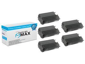 SuppliesMAX Compatible Replacement for Ricoh FAX 1800L/1900L/2000L/2050L/2900L/3900L Toner Cartridge (5/PK-4500 Page Yield) (TYPE 1135) (430291_5PK)