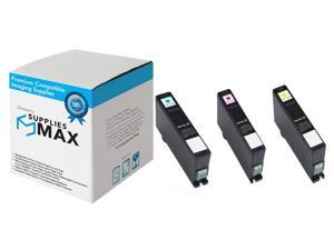 MBK//PC//PM//R//G-930 Page Yield 1033B012 PGI-9 SuppliesMAX Compatible Replacement for Canon PIXMA Pro 9500 Inkjet Combo Pack