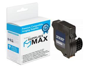 SuppliesMAX Compatible Replacement for NeoPost IJ-25/MSL-250 Red Postage Meter Inkjet (2500 Page Yield) (300206)