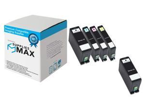 BK//C//M//Y//PC//PM//G//R SuppliesMAX Compatible Replacement for Canon i9900 Inkjet Combo Pack BCI-68PK BCI-6