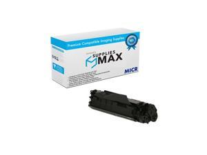 SuppliesMAX Compatible MICR Replacement for Canon MF-4010/4130/4150/4370/4380/6570 Toner Cartridge (2000 Page Yield) (FX-9)