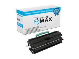 SuppliesMAX Compatible Replacement for Lexmark E260/E360/E460/E462 Series Toner Cartridge (3500 Page Yield) (E260A11A)