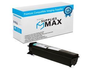 2//PK-8000 Page Yield SuppliesMAX Compatible Replacement for Toshiba e-Studio 202//203S Black Toner Cartridge T-2021/_2PK