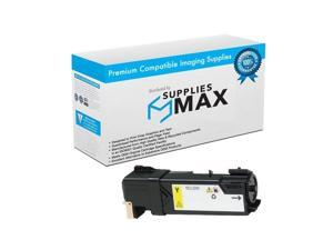 SuppliesMAX Compatible Replacement for Dell 2130CN/2135CN Yellow Toner Cartridge (2500 Page Yield) (330-1391)