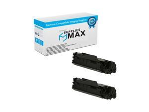 SuppliesMAX Compatible Replacement for Canon MF-4010/4130/4150/4370/4380/6570 Jumbo Toner Cartridge (2/PK-4000 Page) (FX-10X_2PK)