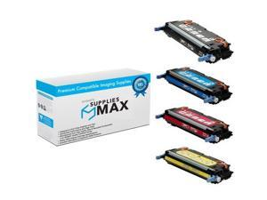 Series 21 330-5889/_3PK SuppliesMAX Compatible Replacement for Dell P513//P713//V313//V515//V715W Black High Yield Inkjet 3//PK