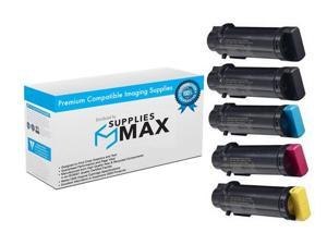 T220120-S-3B1CS NO. 220XL SuppliesMAX Remanufactured Replacement for WF-2630//2650//2660//2750//2760//XP-320//XP-420//XP-424 Inkjet Combo Pack 3-BK//1-C//M//Y