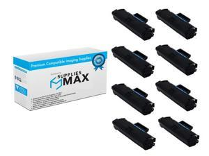 SuppliesMAX Compatible Replacement for Dell B1160W/B1163W/B1165NFW Toner Cartridge (8/PK-1500 Page Yield) ...