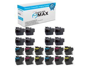 LC-3029XXLM 1500 Page Yield SuppliesMAX Compatible Replacement for Brother MFC-J5830//J5930//J6535//J6935DW Magenta Super High Yield Inkjet