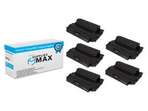 SuppliesMAX Compatible MICR Replacement for Dell 1600N Toner Cartridge 5//PK-5000 Page Yield 310-5417/_5PK