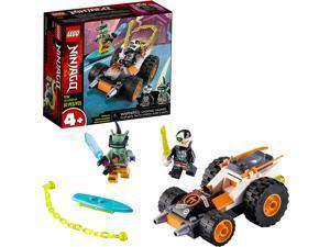LEGO NINJAGO Cole's Speeder Car 71706 Ninja Car (52 Pieces)