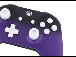 Xbox One Custom Controller - Purple Shadow & White Edition