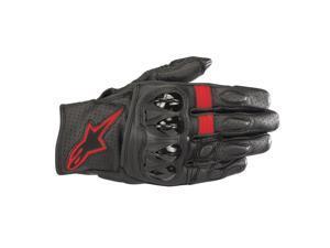 Alpinestars 2019 Celer v2 Leather Gloves - Black/Red - X-Large