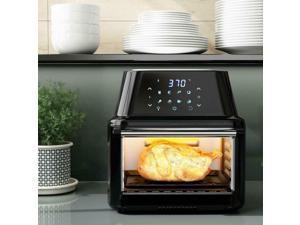 1800W Air Fryer Oven All-In-One 16L Dehydrator Grill Rotisserie 16.9QT USA